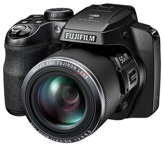 Fujifilm FinePix S9900W fujifilm finepix xp120 голубой