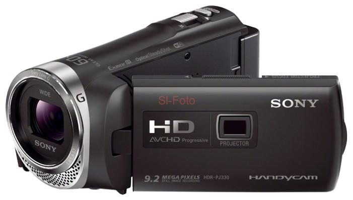 Sony HDR-PJ330E sony hdr az1vr