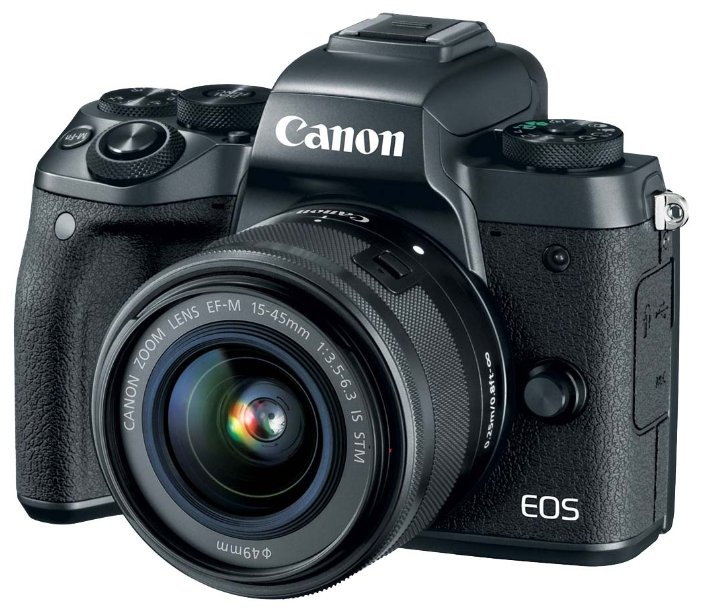 Canon EOS M5 Kit 15-45 mm