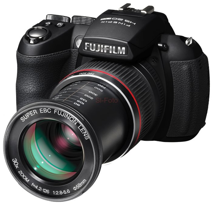 Fujifilm FinePix HS20EXR fujifilm finepix xp120 голубой