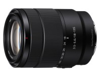 Sony E 18-135mm F3.5-5.6 OSS (SEL18135
