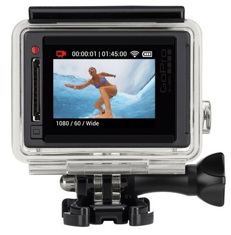 GoPro HERO4 Silver Edition набор gopro hero 4 silver edition gold
