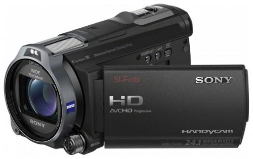 Sony HDR-CX740VE карта памяти memorystick duo pro sony ms hx16b t1