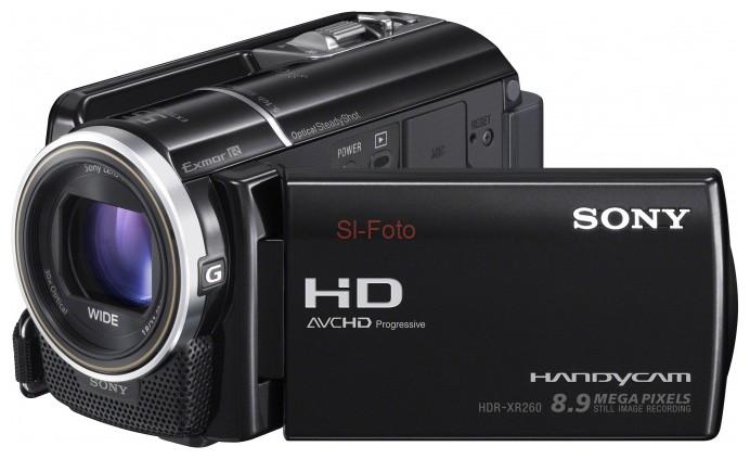 Sony HDR-XR260VE sony xr m510 в новокузнецке