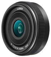 Panasonic 14mm f/2.5 II Aspherical (H-H014A)