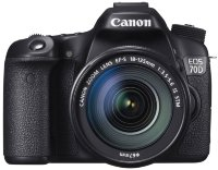 Canon EOS 70D Kit 18-135 mm IS STM