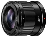 Panasonic 42.5mm f/1.7 G Aspherical Power O.I.S. (H-HS043E)